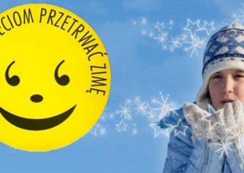 Podsumowanie akcji Pomóż dzieciom przetrwać zimę