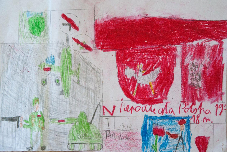 Wyróżnienie, Kategoria I, Franciszek Golen, MSP Paderewski w Lublinie, opiekun – Ewelina Rudzik