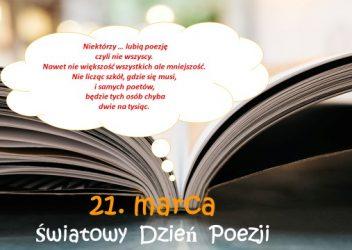 News dla kochających poezję…