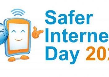 Wyróżnienie dla Oliwii w Konkursie Informatycznym Dzień Bezpiecznego Komputera!