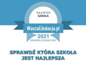 Szkoła Roku 2021