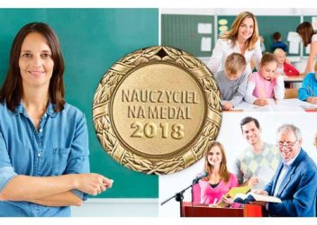 Nauczyciel na Medal 2018
