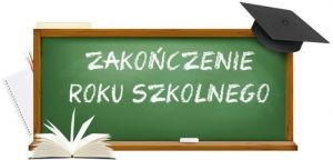 Uroczystość zakończenia  roku szkolnego 2018/19